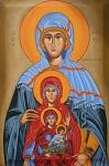 Αγία Μαρία, Προμήτωρ Θεοτόκου