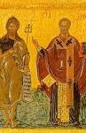 Άγιος Iωάννης o Πρόδρομος και άγιος Nικόλαος - α' τέταρτο του 17ου αι. μΧ. - Σκήτη Aγίας Άννας, Άγιον Όρος