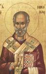 Άγιος Νικόλαος Αρχιεπίσκοπος Μύρων της Λυκίας (Νίκων Μοναχός, Νέα Σκήτη)