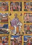 Άγιος Νικόλαος Αρχιεπίσκοπος Μύρων της Λυκίας - Θεόδωρος Πουλάκης, δεύτερο μισό του 17ου αιώνα μ.Χ.