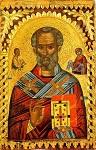 Άγιος Νικόλαος - τέλος του 17ου αι. μ.Χ. - Mονή Aγίου Παύλου, Άγιον Όρος