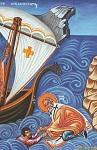 Άγιος Νικόλαος Αρχιεπίσκοπος Μύρων της Λυκίας - Δια χειρός Ιακώβου Μπρουντζάκη