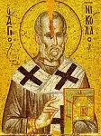 Άγιος Νικόλαος Αρχιεπίσκοπος Μύρων της Λυκίας -  Ιερά Μονή Σταυρονικήτα