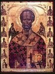 Άγιος Νικόλαος Αρχιεπίσκοπος Μύρων της Λυκίας -  Ιερά Μονή Γρηγορίου