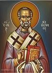 Άγιος Νικόλαος Αρχιεπίσκοπος Μύρων της Λυκίας - Πάργα