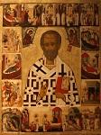 Άγιος Νικόλαος Αρχιεπίσκοπος Μύρων της Λυκίας - Περ. 1500 μ.Χ.