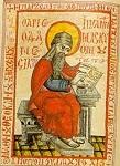 Όσιος Ιωάννης ο Δαμασκηνός - 1760 μ.Χ. - Mονή Δοχειαρίου, Άγιον Όρος