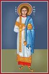 Άγιος Στέφανος ο Πρωτομάρτυρας - Καζακίδου Μαρία© (byzantineartkazakidou. blogspot.com)