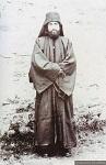 Ο Όσιος Παΐσιος ο Αγιορείτης μετά την κουρά του στη μονή Φιλοθέου, 1957 μ.Χ.