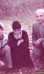 Ο Όσιος Παΐσιος ο Αγιορείτης με τον καθηγητή Γεώργιο Μαντζαρίδη