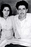 Ο Όσιος Παΐσιος με την αδελφή του Χριστίνα