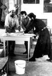 Ο Όσιος Παΐσιος ο Αγιορείτης ξυλουργός στην συντήρηση Εικόνων στο Σινά