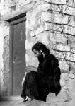 Όσιος Παΐσιος ο Αγιορείτης - Έξω από το ερημητήριο του στο Σινά