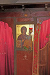 Το εκκλησάκι μέσα στο κελί του Οσίου Παΐσιου του Αγιορείτη στην «Παναγούδα»