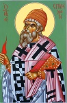 Άγιος Σπυρίδων ο Θαυματουργός, επίσκοπος Τριμυθούντος Κύπρου - Μιχαήλ Χατζημιχαήλ© www.michaelhadjimichael.com
