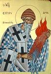 Άγιος Σπυρίδων ο Θαυματουργός, επίσκοπος Τριμυθούντος Κύπρου - Π. Κούβαρη και Ι. Χ. Θωμάς© (icones.gr)
