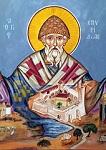 Άγιος Σπυρίδων ο Θαυματουργός, επίσκοπος Τριμυθούντος Κύπρου (Ιερόν Ησυχαστήριον Αναστάντος Χριστού - Πειραιεύς)