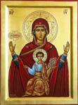 Σύναξη της Παναγίας της Τσαμπίκας στην Ρόδο