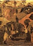 Kοίμηση του οσίου Eφραίμ του Σύρου - 15ος αι. μ.Χ. - Φανάρι, Κωνσταντινούπολη
