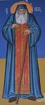 Όσιος Αρσένιος Ο Νέος εν Πάρω, Ιερός Ενοριακός Ναός Παντανάσσης στη Νάουσα της Πάρου