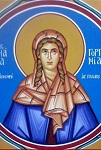 Αγία Γοργονία, αδελφή του Αγίου Γρηγορίου του Θεολόγου