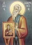 Όσιος Λαυρέντιος κτήτορας της Ιεράς Μονής Φανερωμένης στη Σαλαμίνα