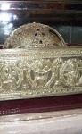 Η Αγία κάρα του Οσίου Λαυρεντίου του εν Σαλαμίνι