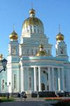 Ο Καθεδρικός Ιερός Ναός του Οσίου Θεοδώρου Ουσακώφ στο Σαναξάρ