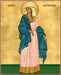 Άγιοι Dymphna και Gerebernus