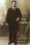 Ο Όσιος Νικηφόρος ο Λεπρός σε νεαρή ηλικία στην Αλεξάνδρεια