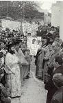 Σύναξη της Παναγίας Μεγαλομάτας στην Τήνο