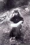 Όσιος Πορφύριος ο Καυσοκαλυβίτης ο διορατικός και θαυματουργός - Ως νέος μοναχός στα Καυσοκαλύβια