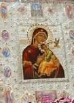 Πιστό αντίγραφο της Παναγίας η Φοβερά Προστασία