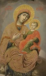 Σύναξη της Παναγίας Ταυριώτισσας στον Ιερό Ναό του Αγίου Γεωργίου Ταύρου