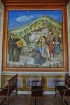 Οι εκ της καρατομίας διασωθέντες Ιερομόναχοι Σωφρόνιος και Παρθένιος (1717 μ.Χ.)