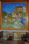 Η θαυμαστή διάσωσις εργάτη κατά την ανακαίνισιν του μετοχίου Βοινίνας (1753 μ.Χ.)