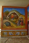Η ανεύρεσις της Ιεράς Εικόνος από τούς Μοναχούς Συμεών, Θεόδωρον και την βοσκοπούλα Ευφροσύνην (362 μ.Χ.)