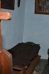 Σύναξη της Παναγίας Κυρίας των Αγγέλων στην Τήνο - Το κελί της Οσίας Πελαγίας