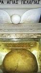 Σύναξη της Παναγίας Κυρίας των Αγγέλων στην Τήνο - Η κάρα της Οσίας Πελαγίας