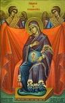 Σύναξη της Παναγίας της Εγκυμονούσης στην Κατερίνη