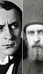 O κατά κόσμον Σεργκέϊ Σεμιόνοβιτς Σαχάρωφ και μετέπειτα Γέροντας Σωφρόνιος Σαχάρωφ