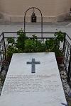 Ο τάφος του Οσίου Ιερωνύμου