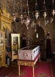 Άγιοι Εκατόν εβδομήντα εννιά Οσιομάρτυρες οι εν τη μονή Νταού Πεντέλης μαρτυρήσαντες (Λειψανοθήκη)