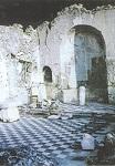 Η παλαίφατη Ιερά Μονή των Αγίων Φανέντων Σάμης υπέστη μεγάλες καταστροφές στους καταστροφικούς σεισμούς του 1953 μ.Χ. που έπληξαν το νησί της Κεφαλληνίας