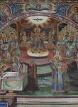 Απεικόνιση της Α' Οικουμενικής Συνόδου - Άγιον Όρος, Μεγίστη Λαύρα
