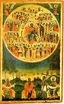 Άγιοι Πάντες - Nέα Σκήτη - Kυριακό Άγιο Όρος, 1770 μ.Χ.