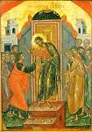 Η ψηλάφισις του Θωμά - 1546 μ.Χ. - Mονή Σταυρονικήτα, Άγιον Όρος (Κρητική σχολή, Θεοφάνης ο Kρής)