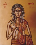 Ε΄ Κυριακή των Νηστειών - Οσίας Μαρίας της Αιγυπτίας