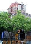 Ο Ιερός Ναός του Οσίου Γρηγορίου Μυστριώτη