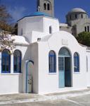 O ναός του αγιάσματος<br />της Παναγίας της<br />Αργολοιλιώτισσας